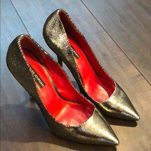 Brand new Charles Jourdan heels